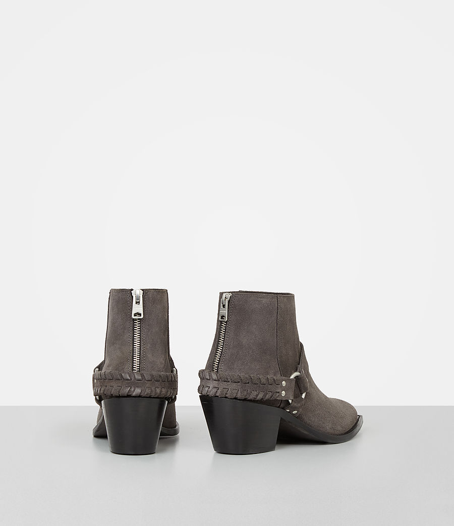 Women's Marley Suede Boot (wood_brown) - Image 5