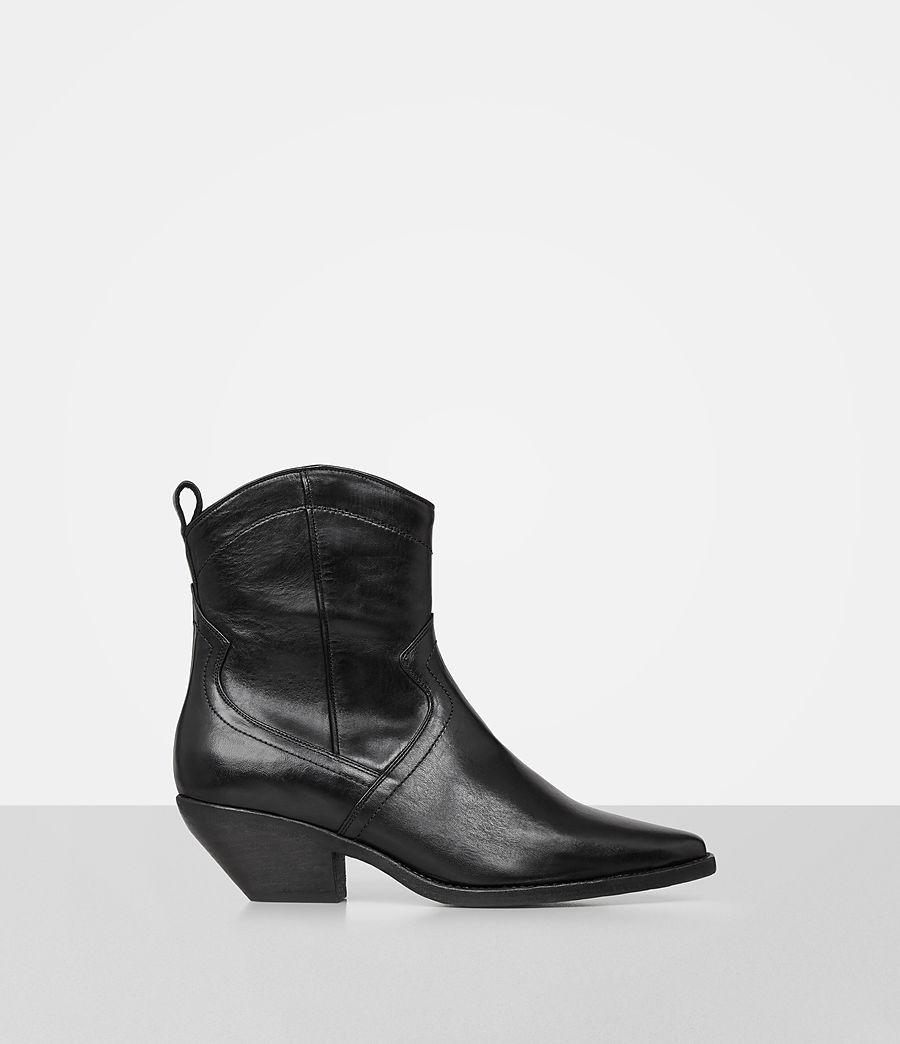 Womens Lorys Boot (black) - Image 1