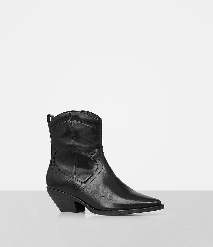 Womens Lorys Boot (black) - Image 2