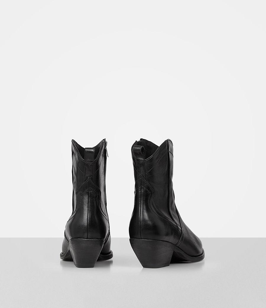 Womens Lorys Boot (black) - Image 4