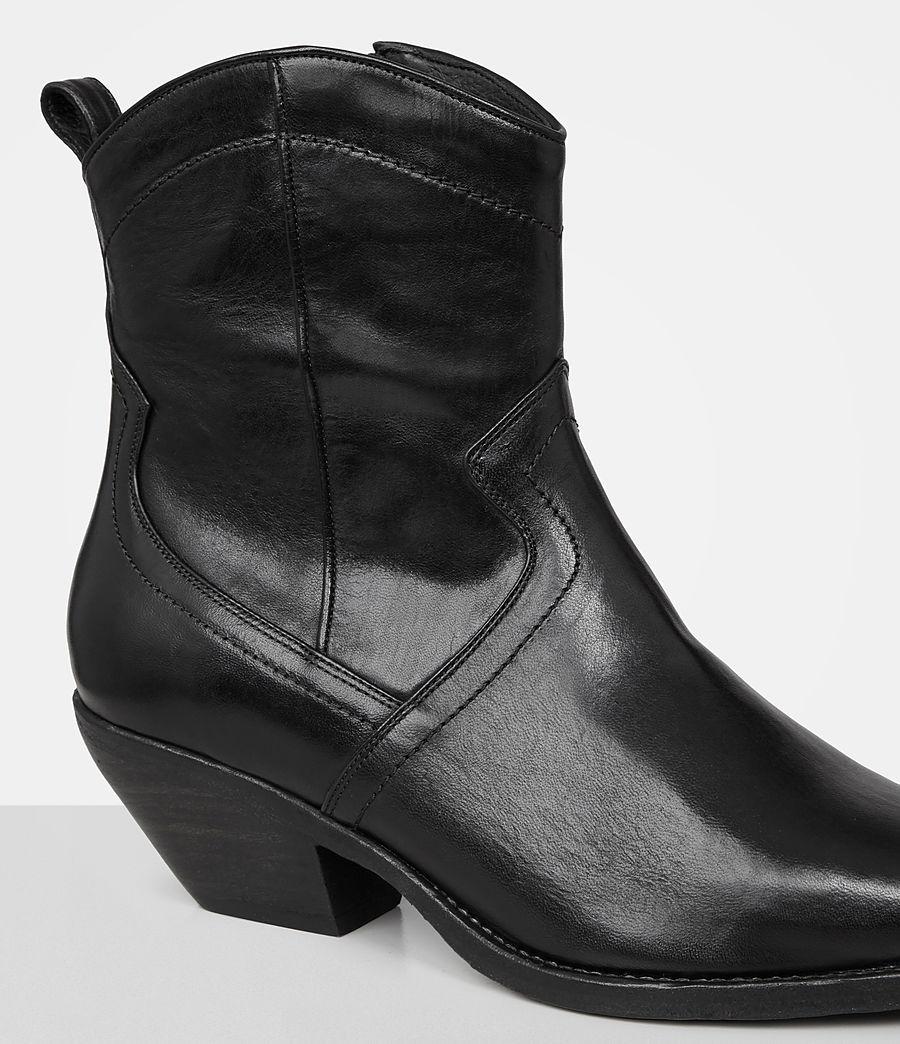 Womens Lorys Boot (black) - Image 5