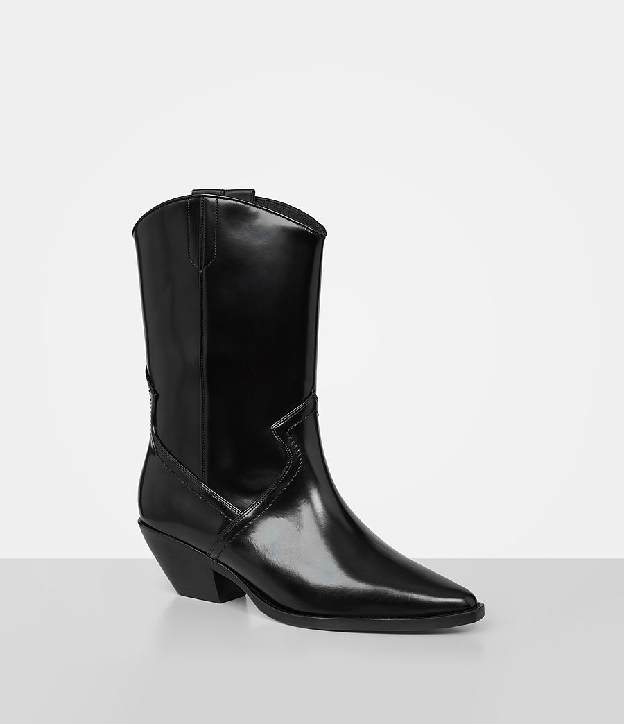 Femmes Bottes Evi (black) - Image 2