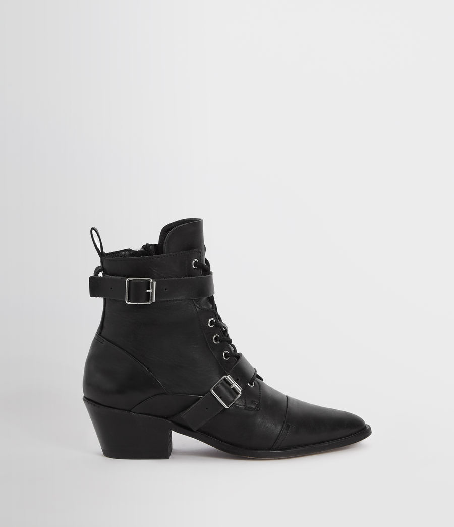 Womens Lucie Boot (black) - Image 1