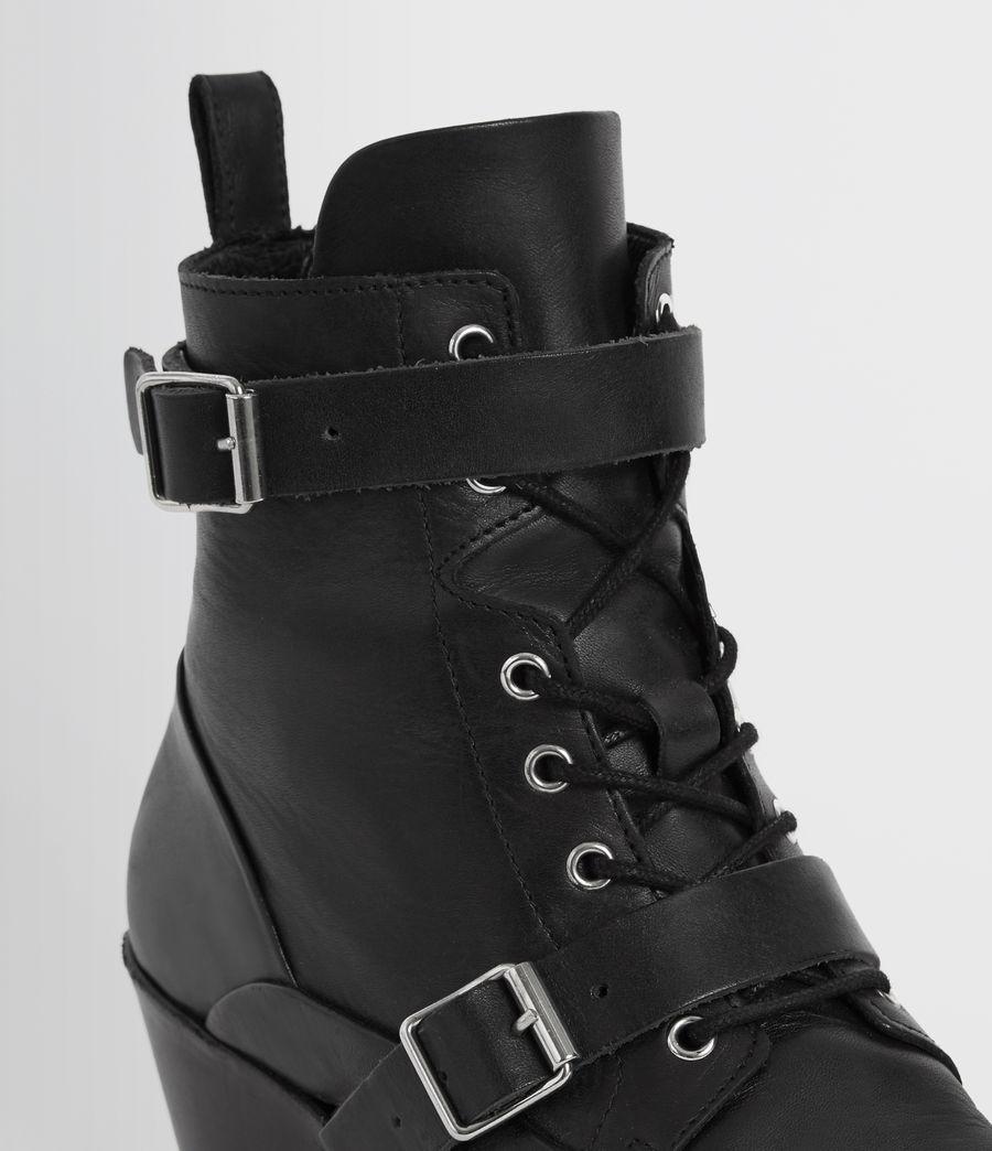 Women's Lucie Boot (black) - Image 2