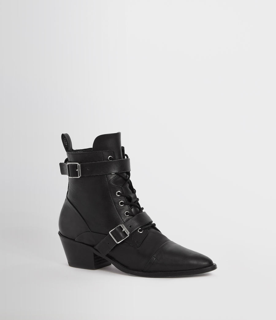 Womens Lucie Boot (black) - Image 3
