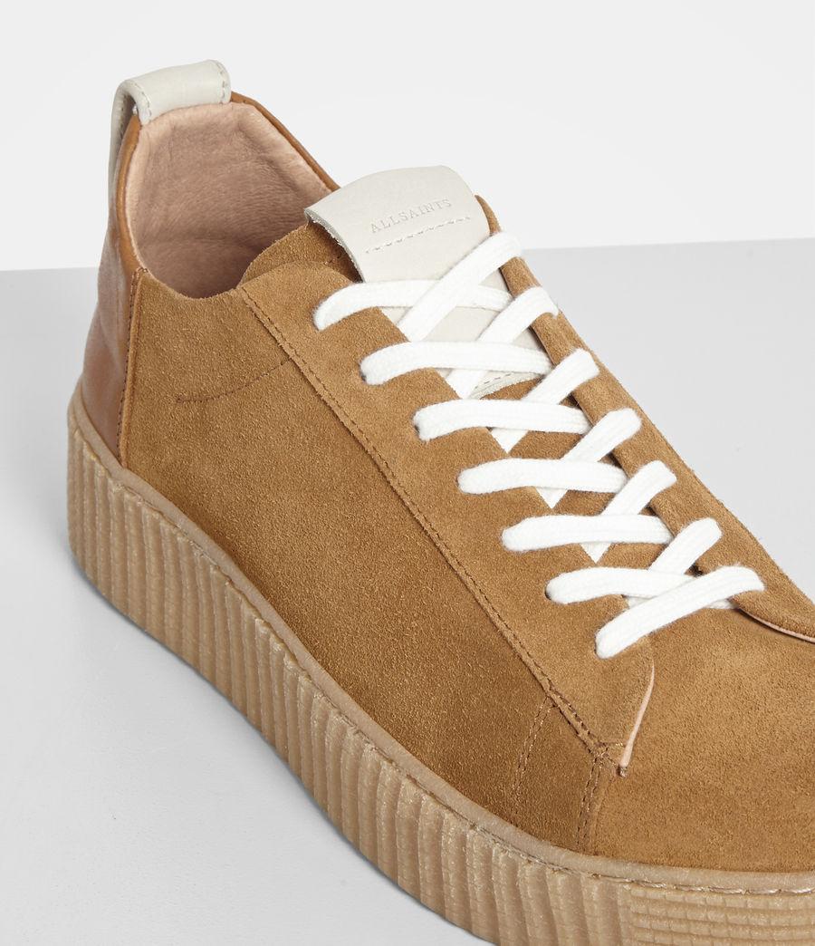 Donne Sneakers Cherry (cognac) - Image 4