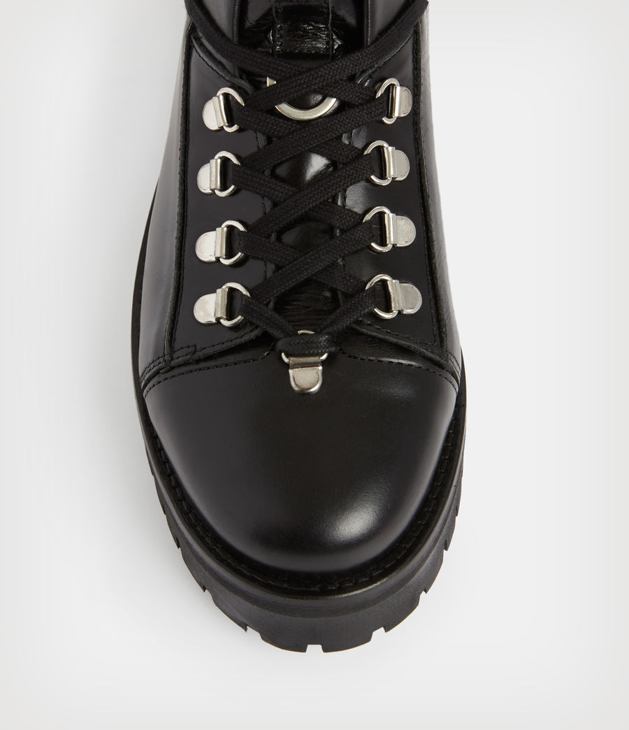 Womens Franka Boot (black) - Image 3