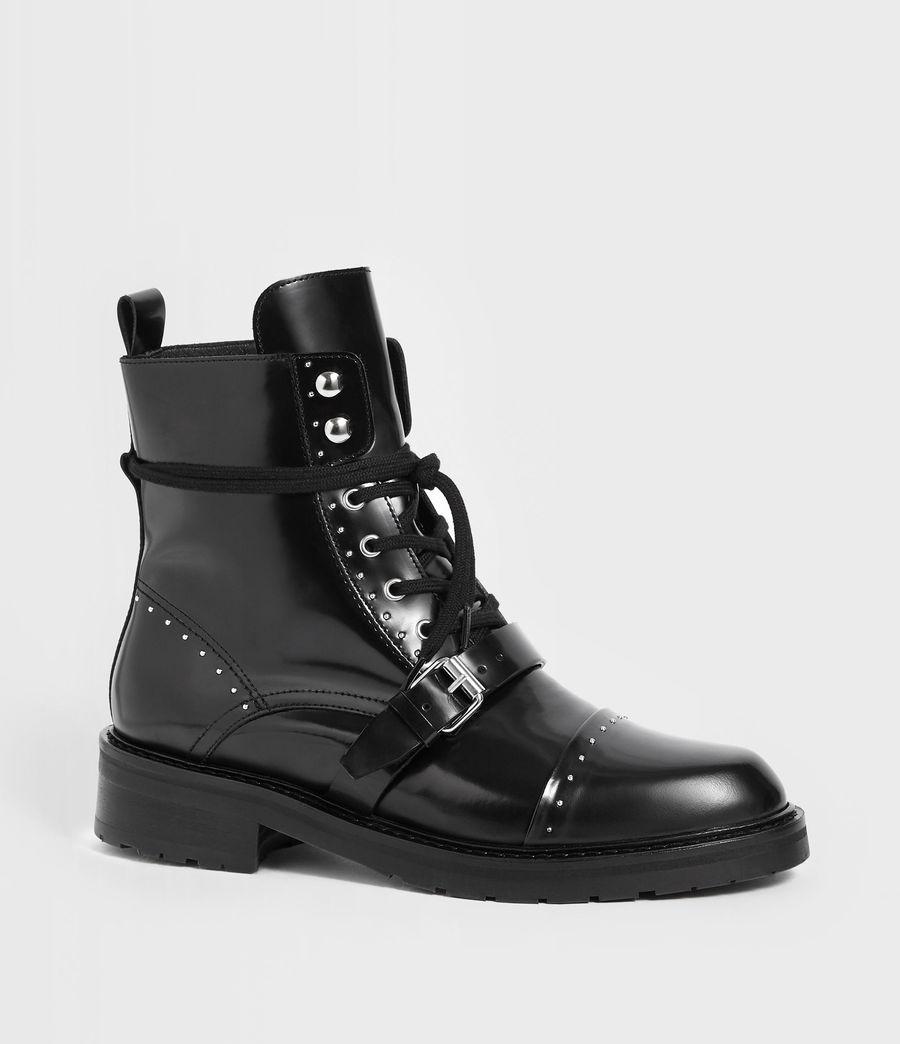 Women's Dayna Boot (black) - Image 2