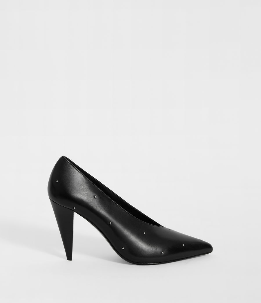 Women's Adrianna Court Shoe (black) - Image 1