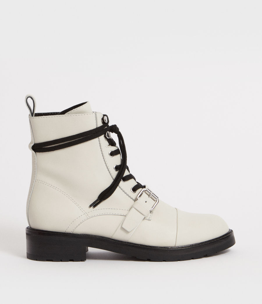 Women's Donita Boot (white) - Image 1