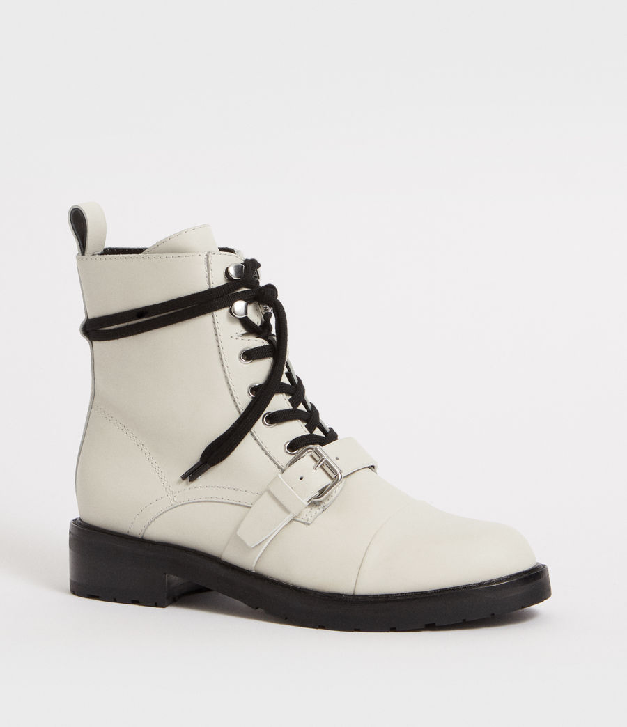 Women's Donita Boot (white) - Image 2
