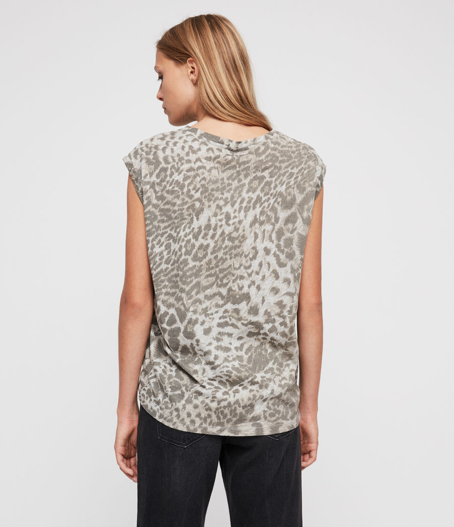 Donne T-shirt Pardos Brooke (light_grey_marl) - Image 4