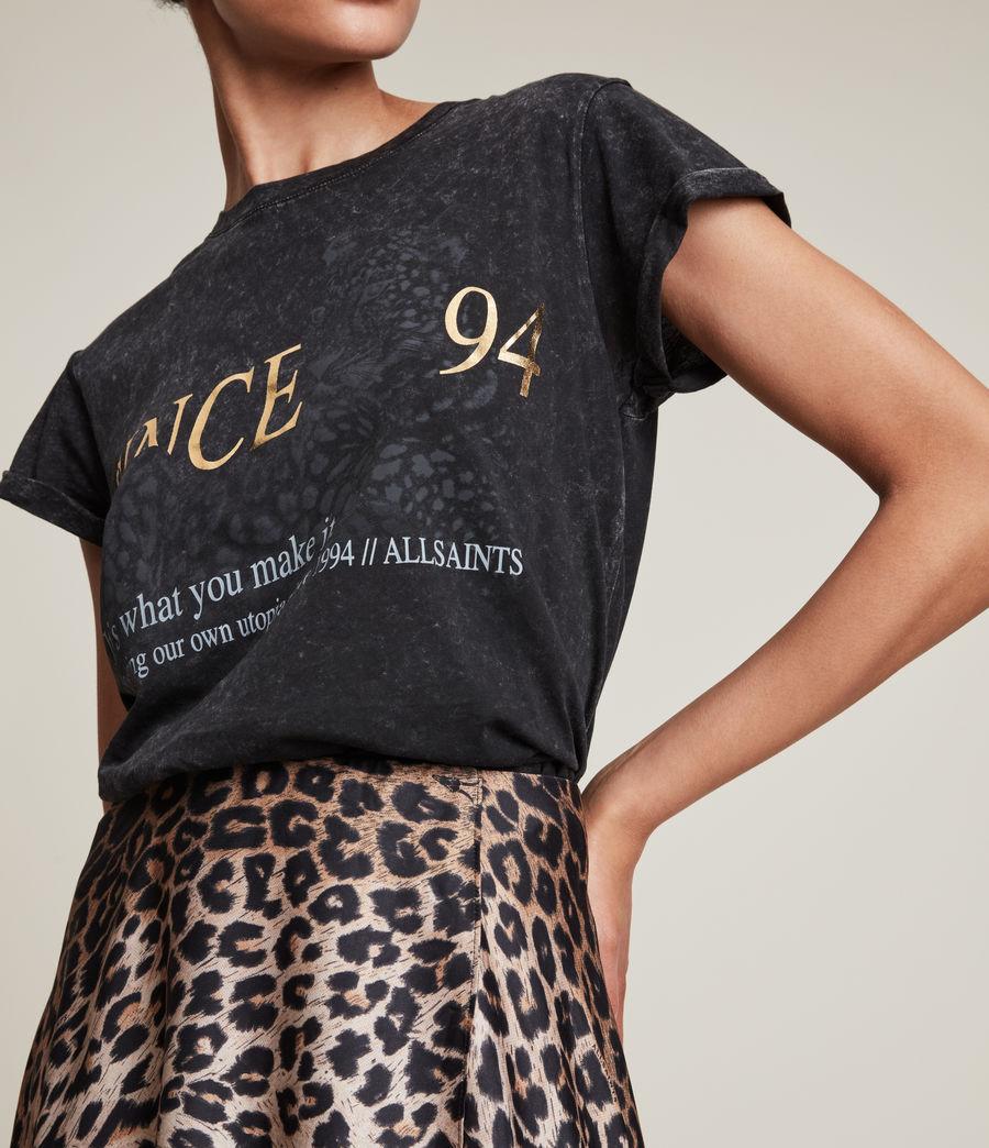 Women's Lep Anna T-Shirt (vintage_black) - Image 2