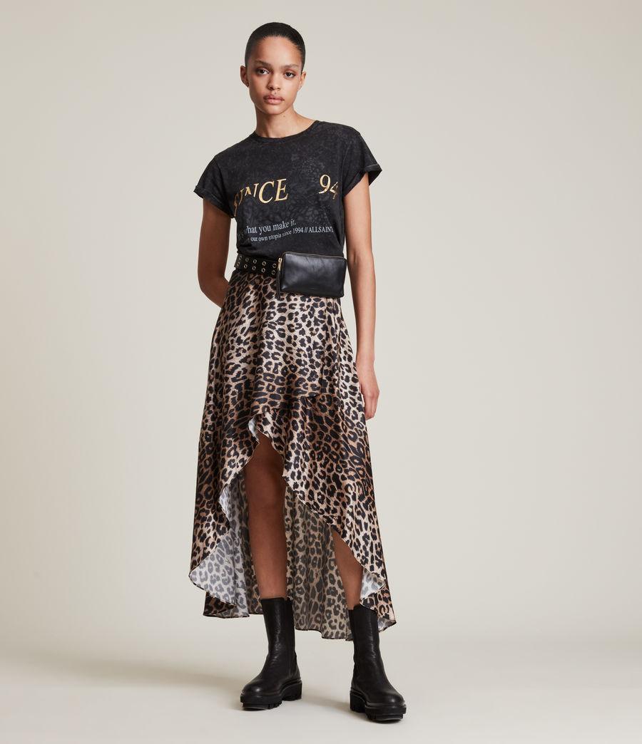 Women's Lep Anna T-Shirt (vintage_black) - Image 3