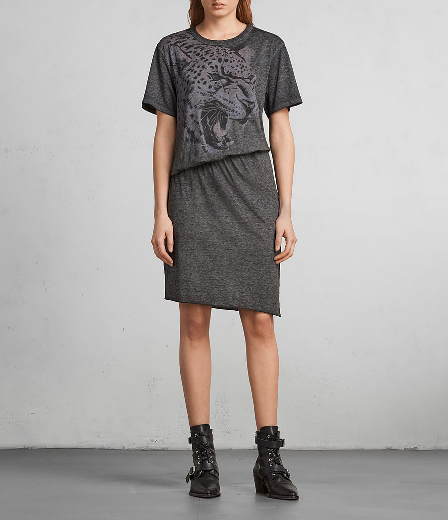 Sabre Nandi Dress by Allsaints