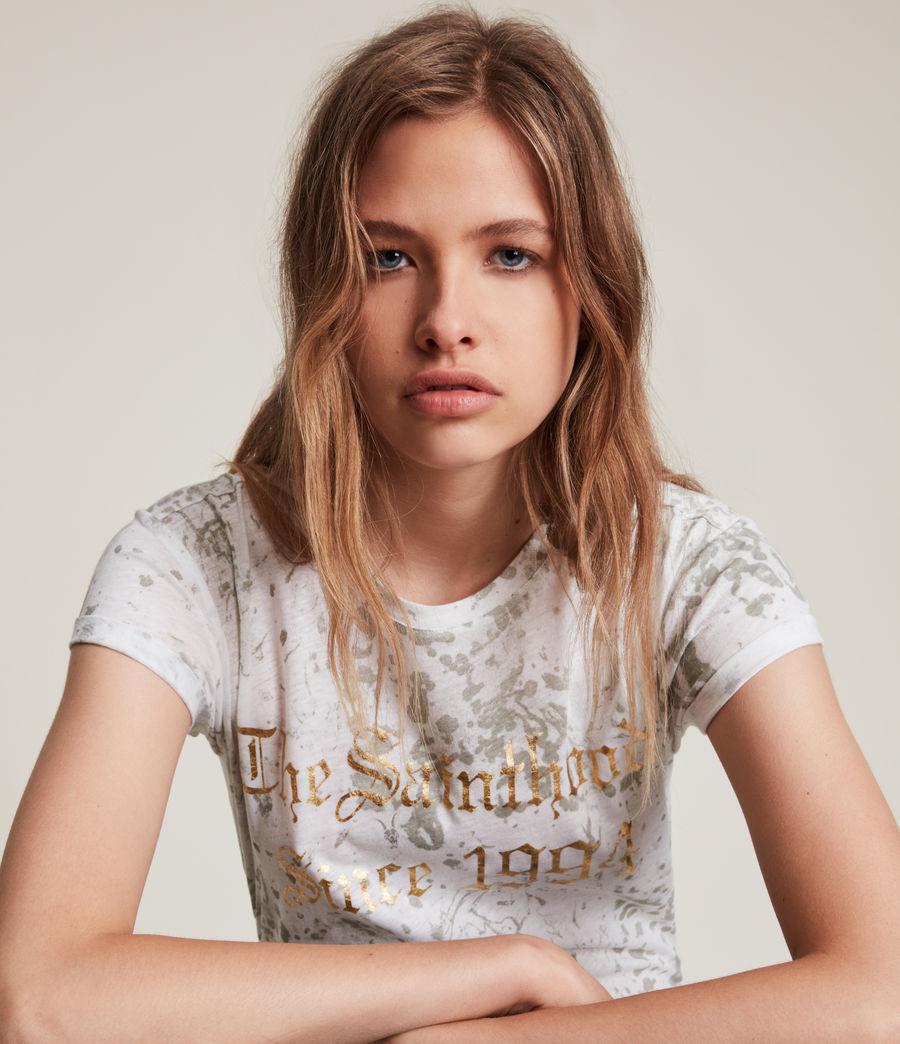 Damen Portland Anna T-Shirt (optic_white) - Image 2