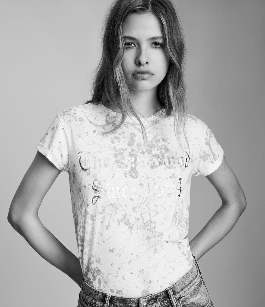 Damen Portland Anna T-Shirt (optic_white) - Image 3