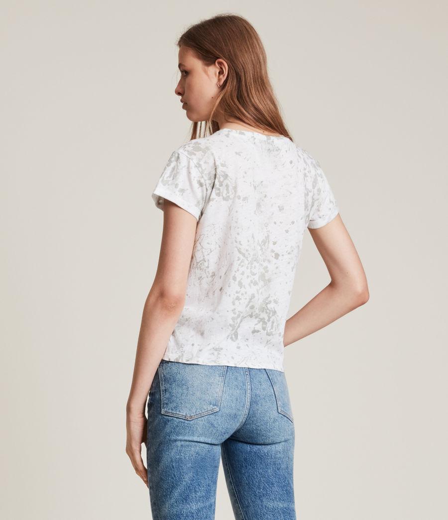 Damen Portland Anna T-Shirt (optic_white) - Image 5