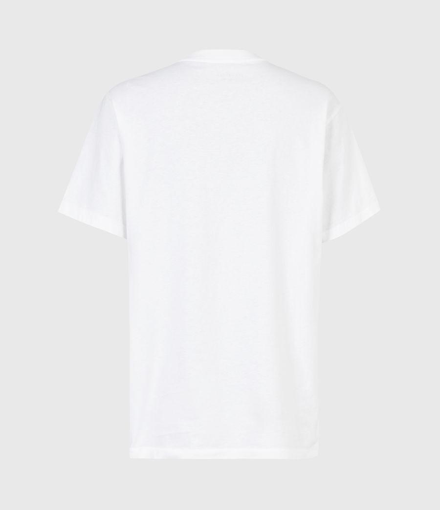 Women's Panthera Boyfriend T-Shirt (optic_white) - Image 3