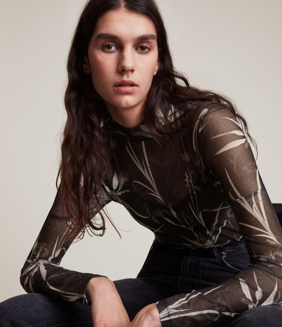 Women's Rutland Elia Bodysuit (black) - Image 1