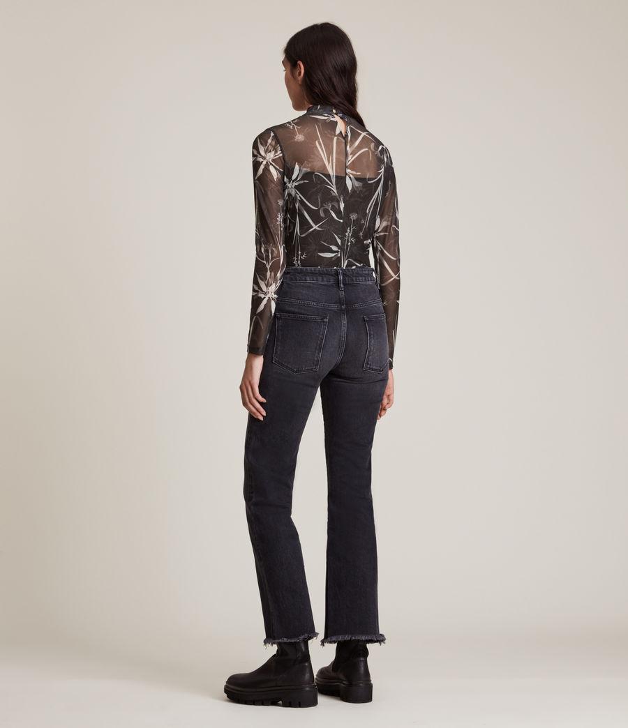 Women's Rutland Elia Bodysuit (black) - Image 4