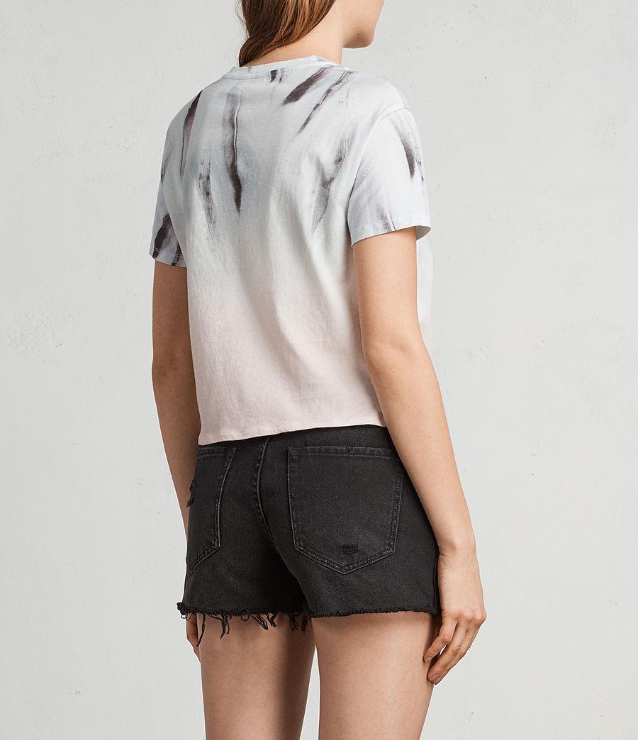 Women's Plume Carme Tee (chalk_white) - Image 4