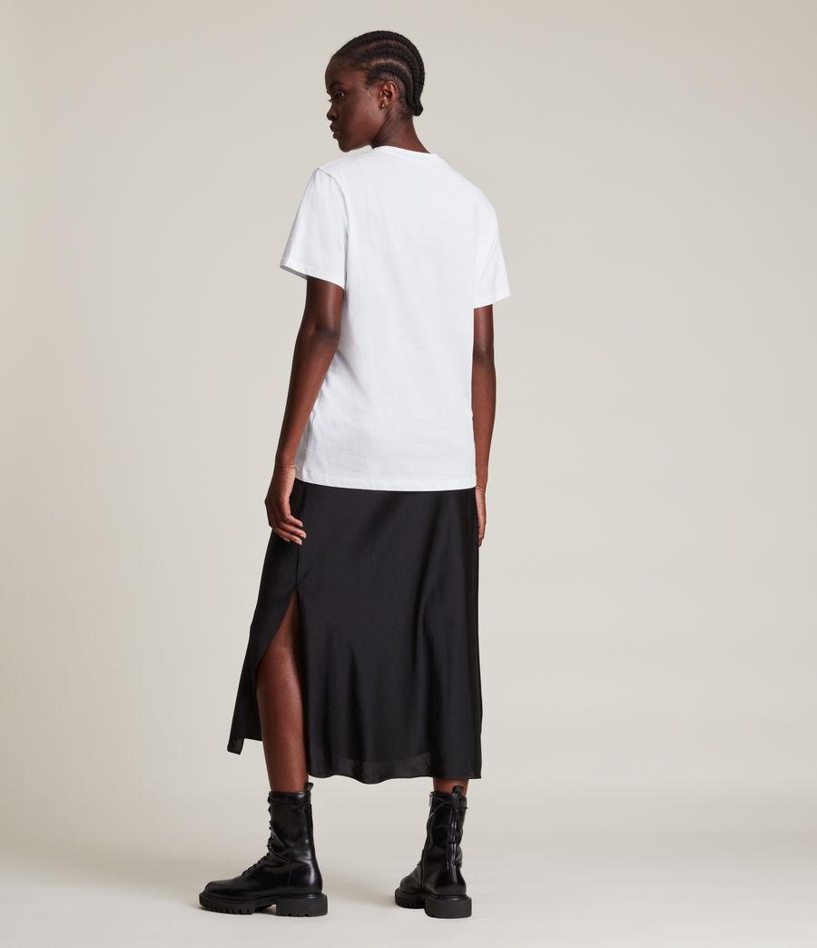 Damen Vigeo Boyfriend T-Shirt (optic_white) - Image 4