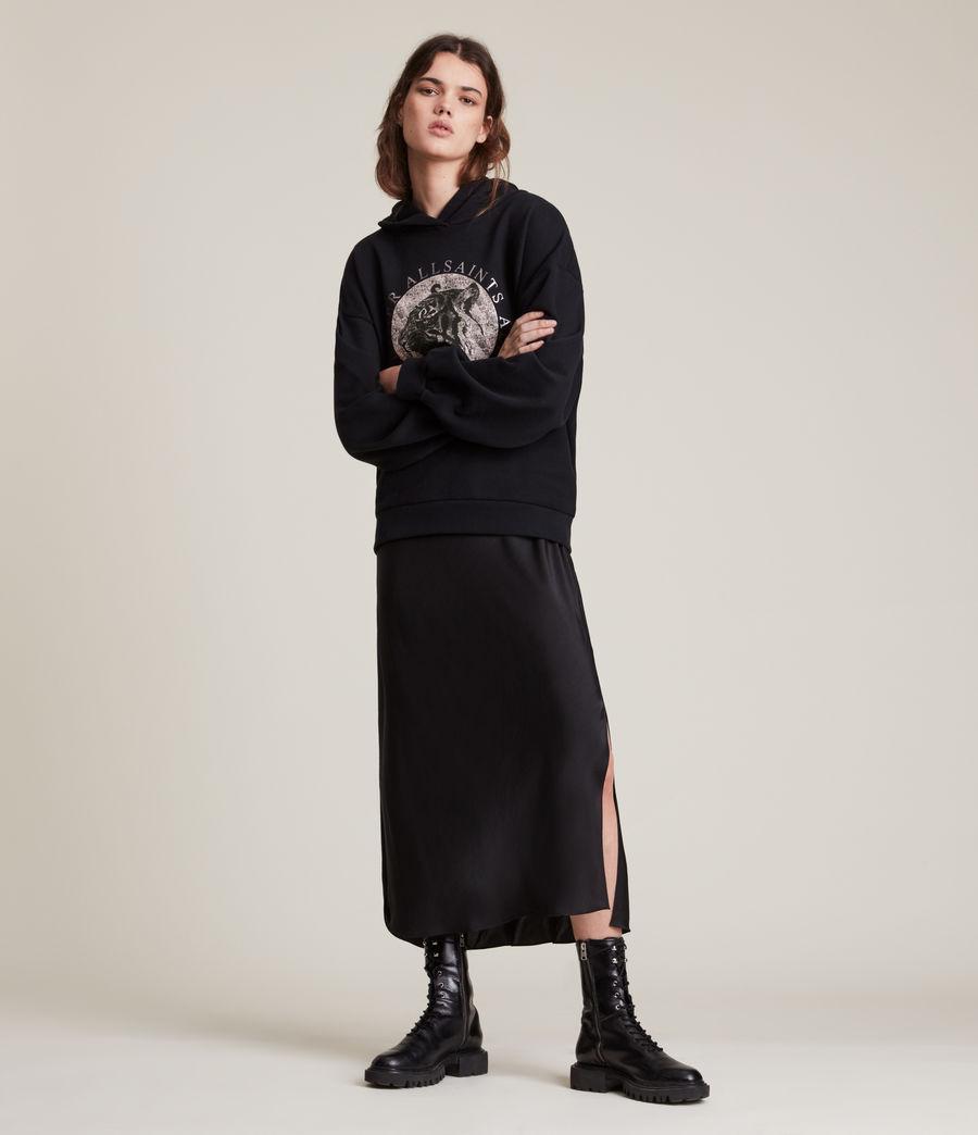 Women's Lia Jen Hoodie (black) - Image 3