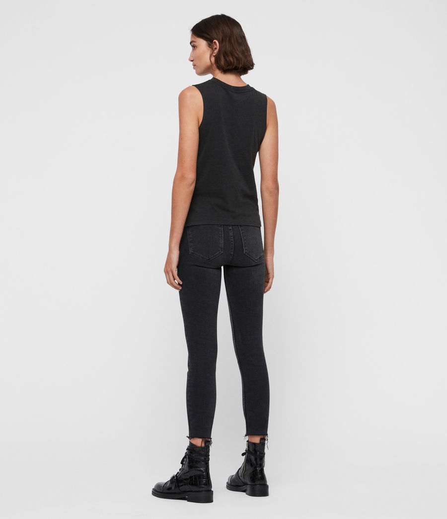 Women's Krilo Logic Tank (black) - Image 4