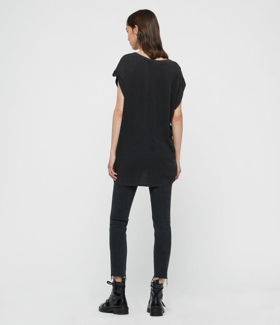 Donne T-shirt Requiem Sansa (black) - Image 5