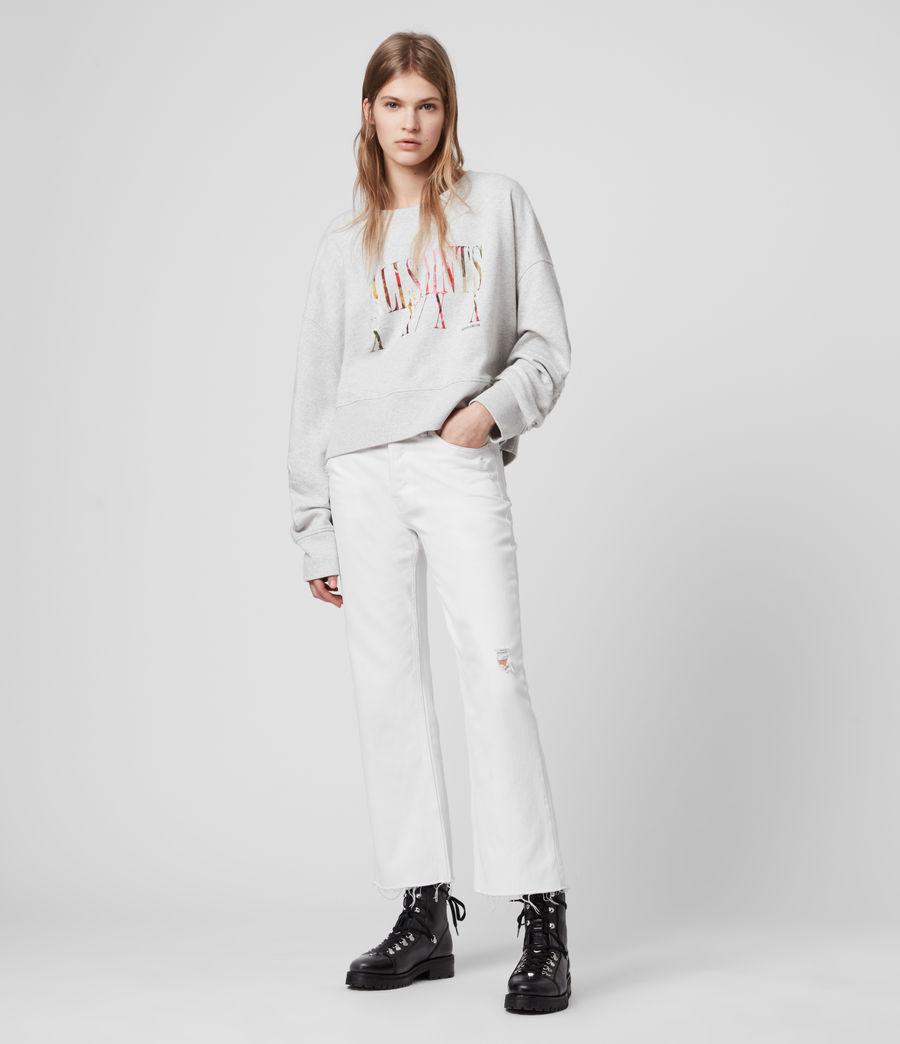 Womens Express Marna Sweatshirt (grey_marl) - Image 3