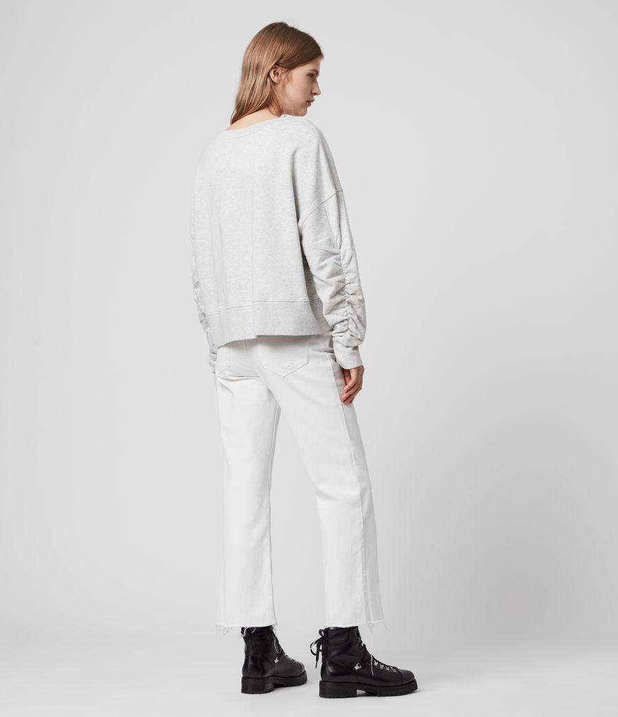Womens Express Marna Sweatshirt (grey_marl) - Image 5