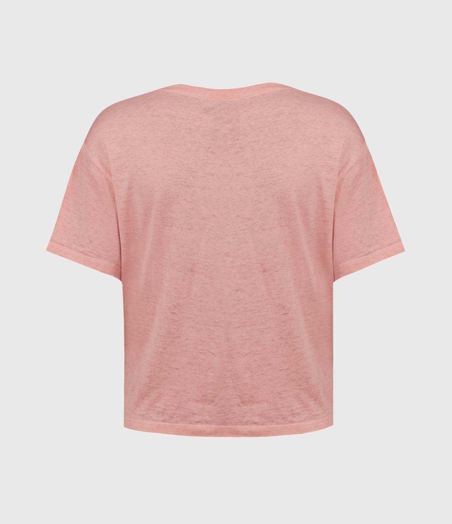 Women's Karma Carme T-Shirt (sorbet_pink) - Image 2