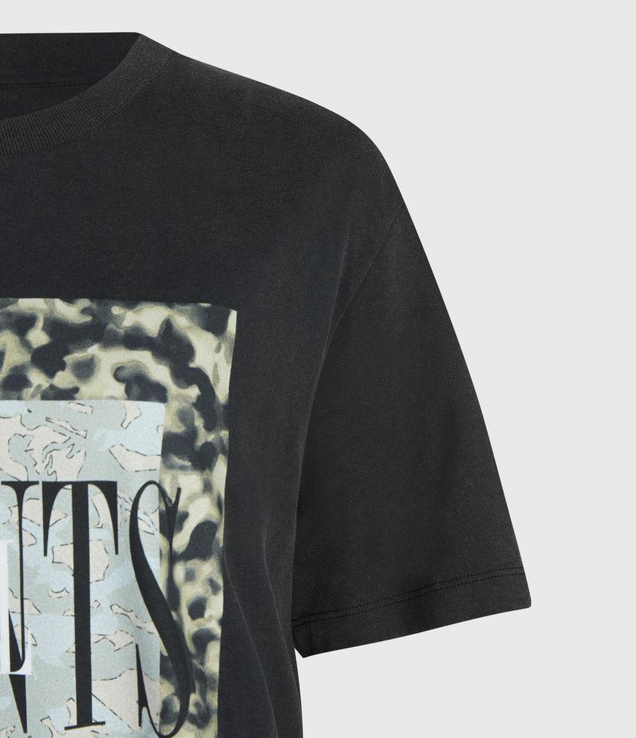 Women's Tortell Boyfriend T-Shirt (vintage_black) - Image 5