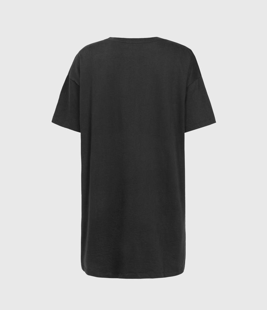 Womens Equality Cori T-Shirt (black) - Image 2