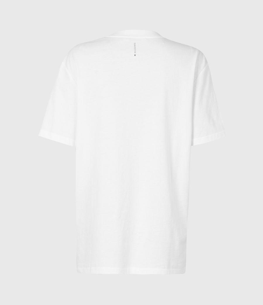 Women's Forestskull Mila T-Shirt (optic_white) - Image 3