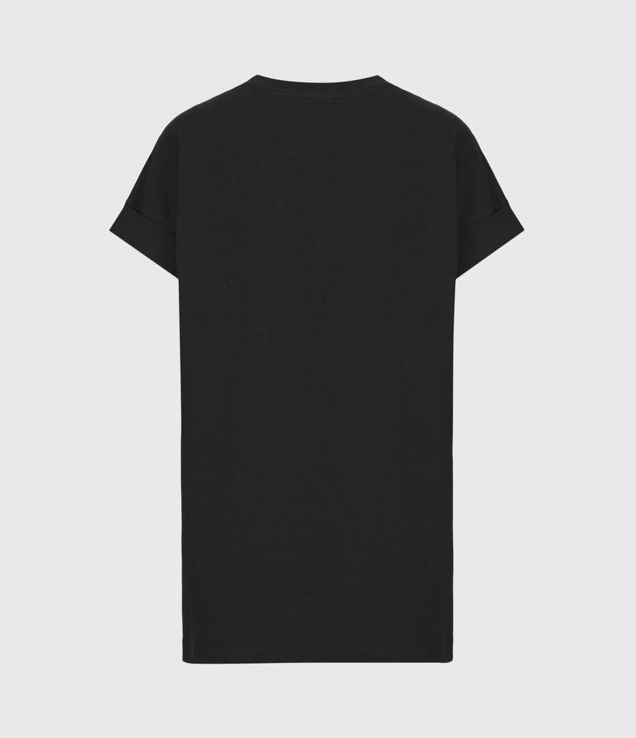Damen Berlin Imogen Boy T-Shirt (black) - Image 3