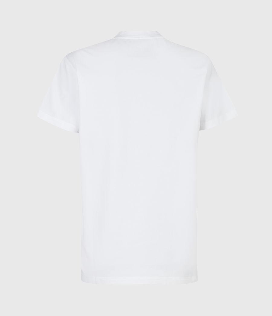 Femmes T-Shirt Cacti Boyfriend (optic_white) - Image 3