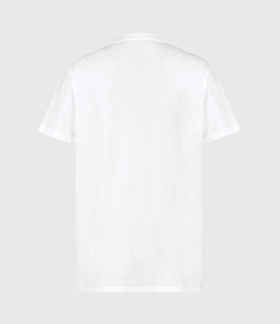 Women's Aquila Boyfriend T-Shirt (optic_white) - Image 3