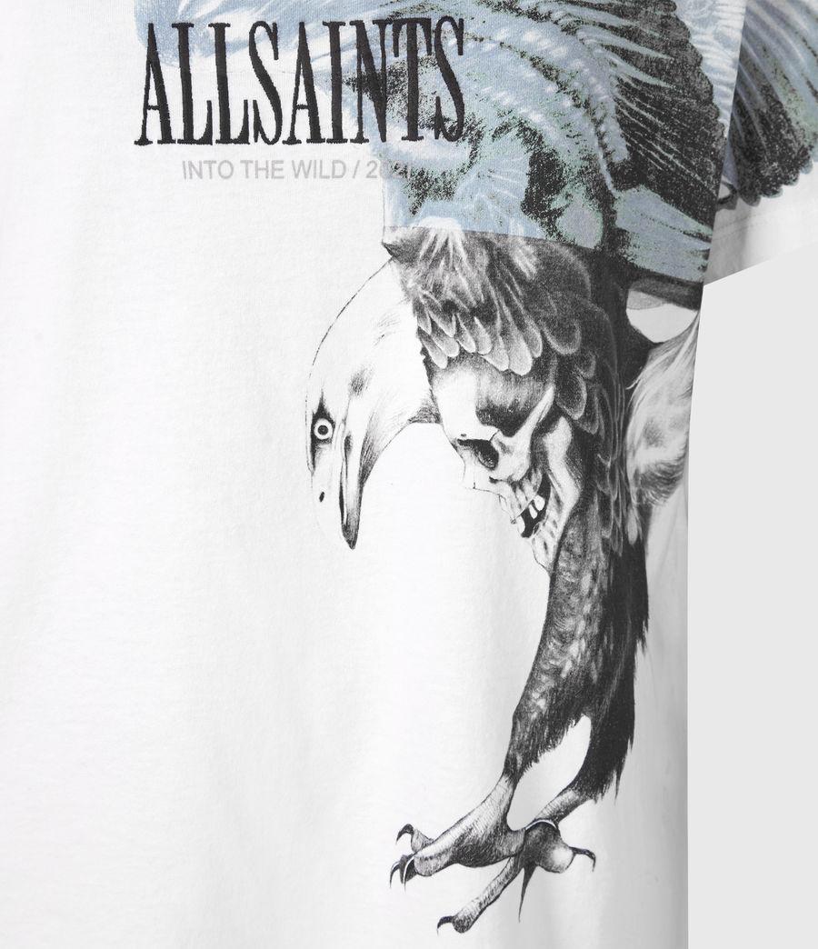 Women's Aquila Boyfriend T-Shirt (optic_white) - Image 6