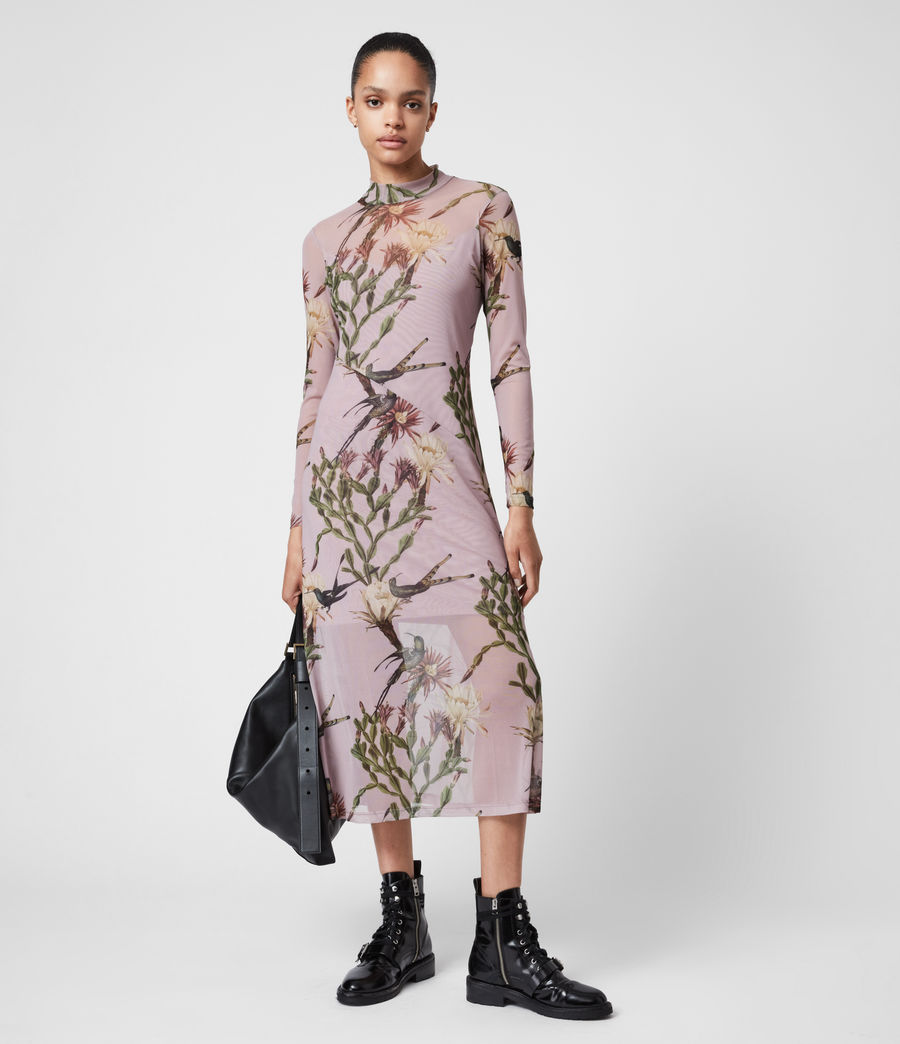 Femmes Hanna Nolina Dress (pink) - Image 1