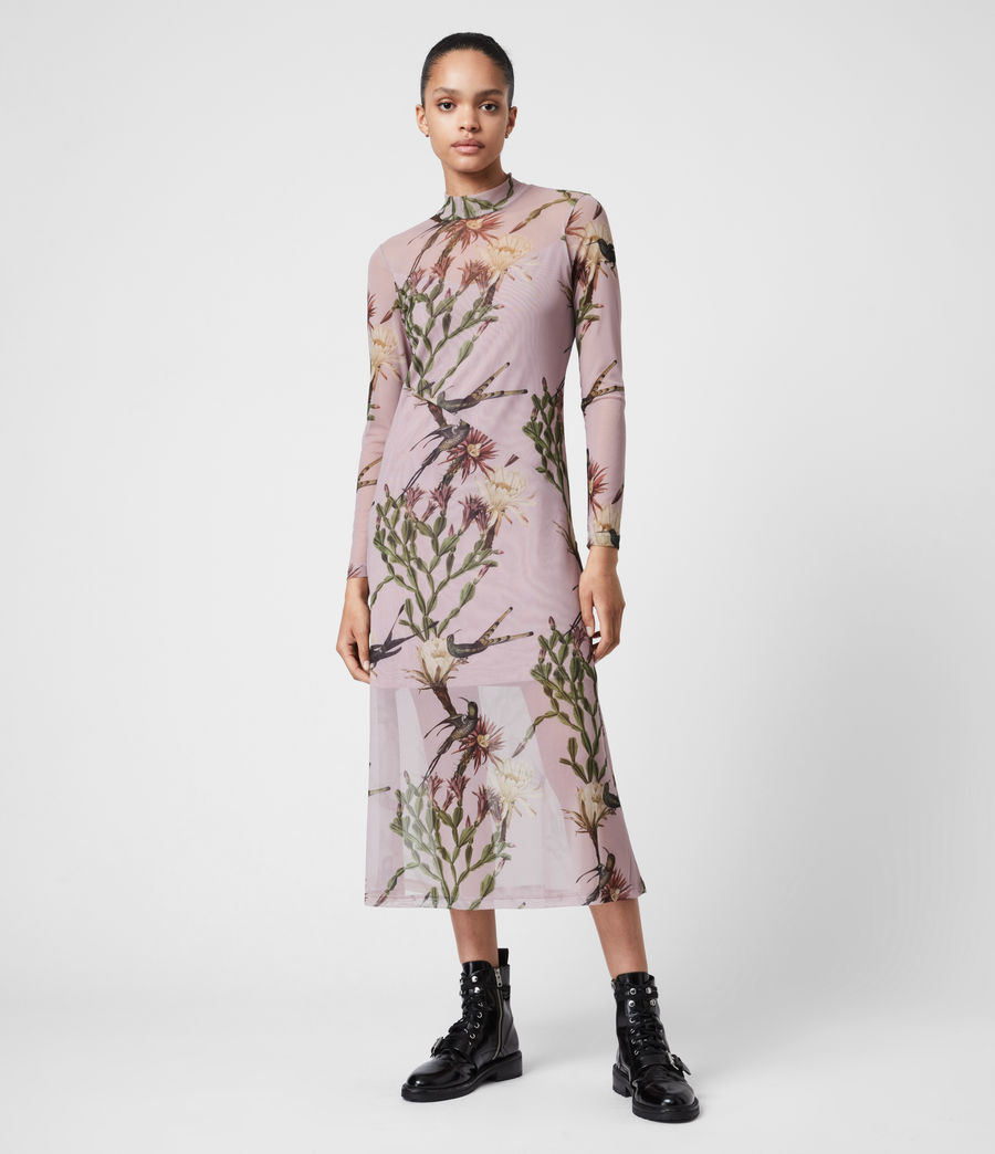 Femmes Hanna Nolina Dress (pink) - Image 6