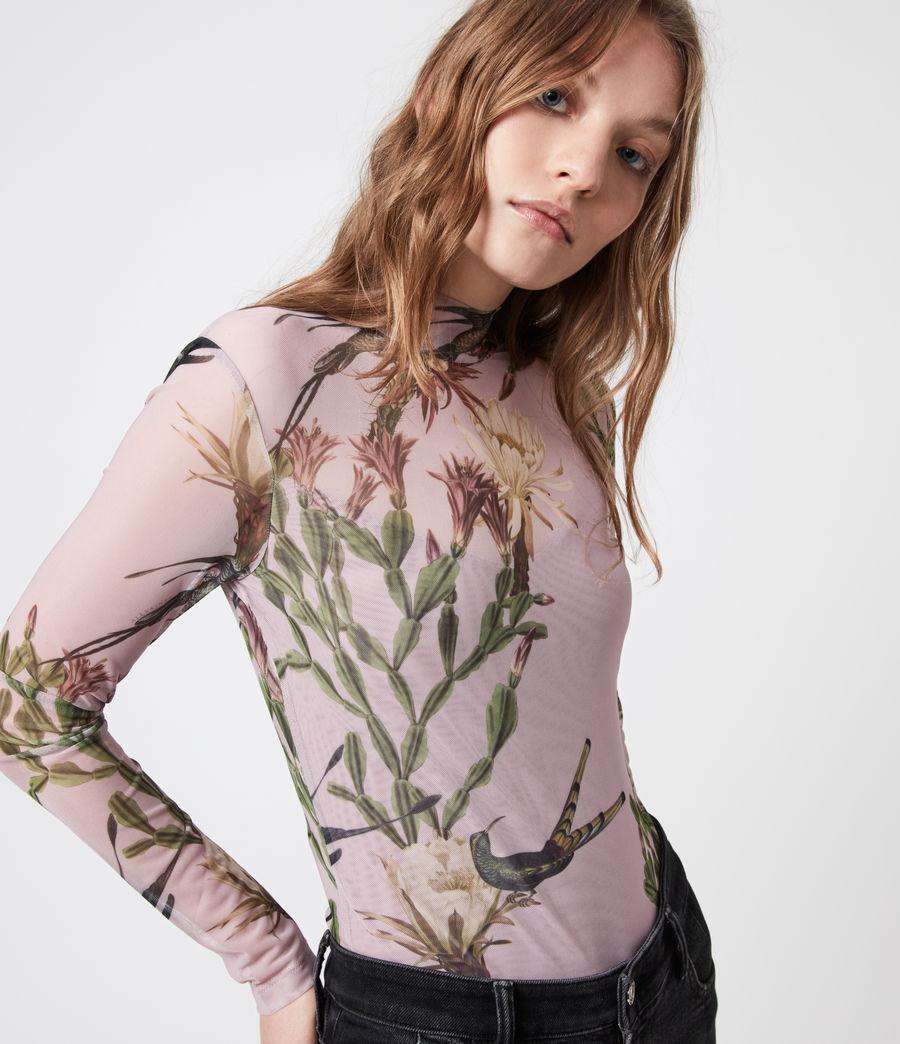 Womens Nolina Elia Bodysuit (plaster_pink) - Image 1