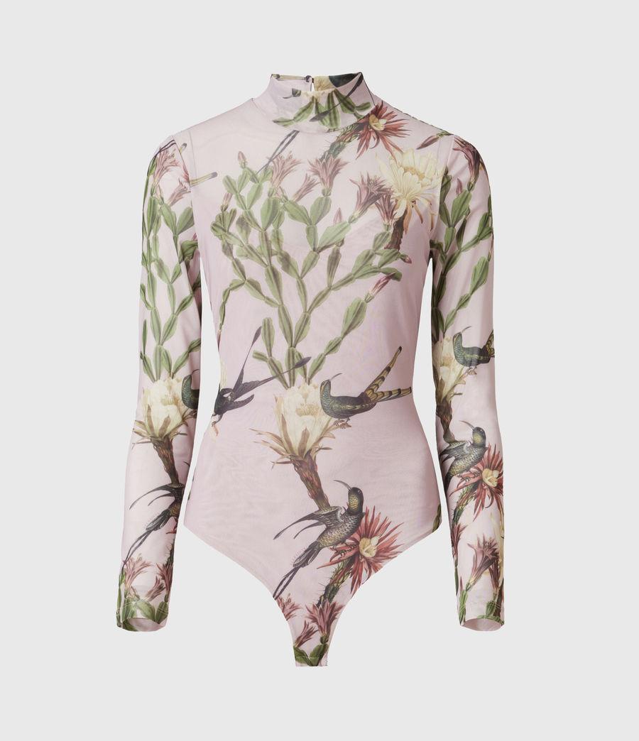 Womens Nolina Elia Bodysuit (plaster_pink) - Image 2