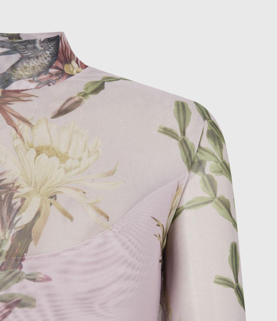 Womens Nolina Elia Bodysuit (plaster_pink) - Image 5