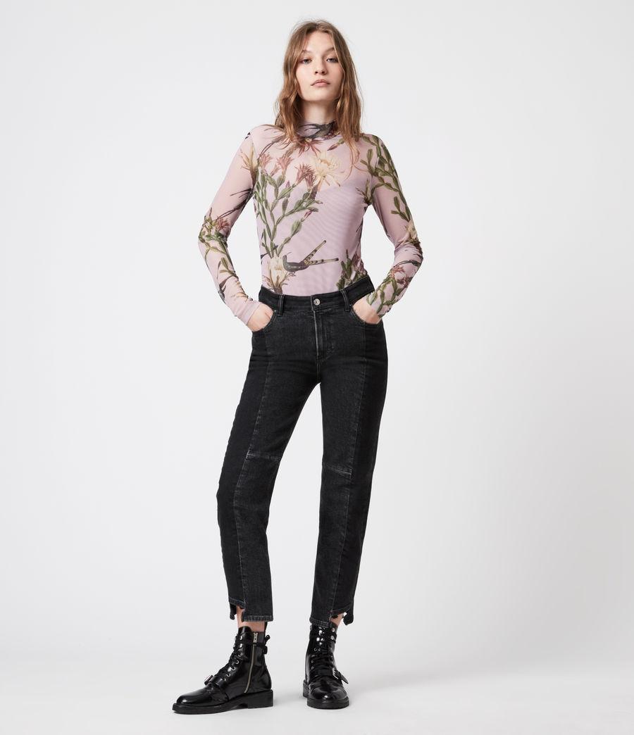 Womens Nolina Elia Bodysuit (plaster_pink) - Image 6