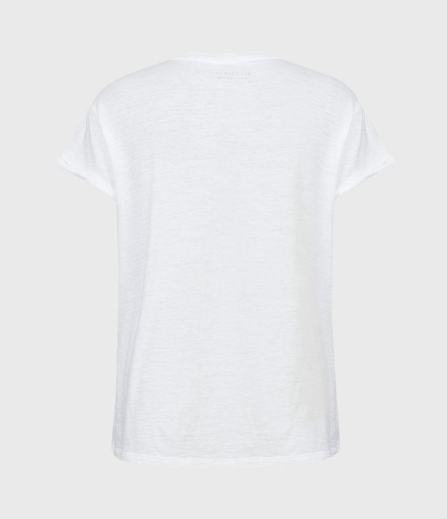 Femmes BoxSaints Pryde Anna T-Shirt (optic_white) - Image 3