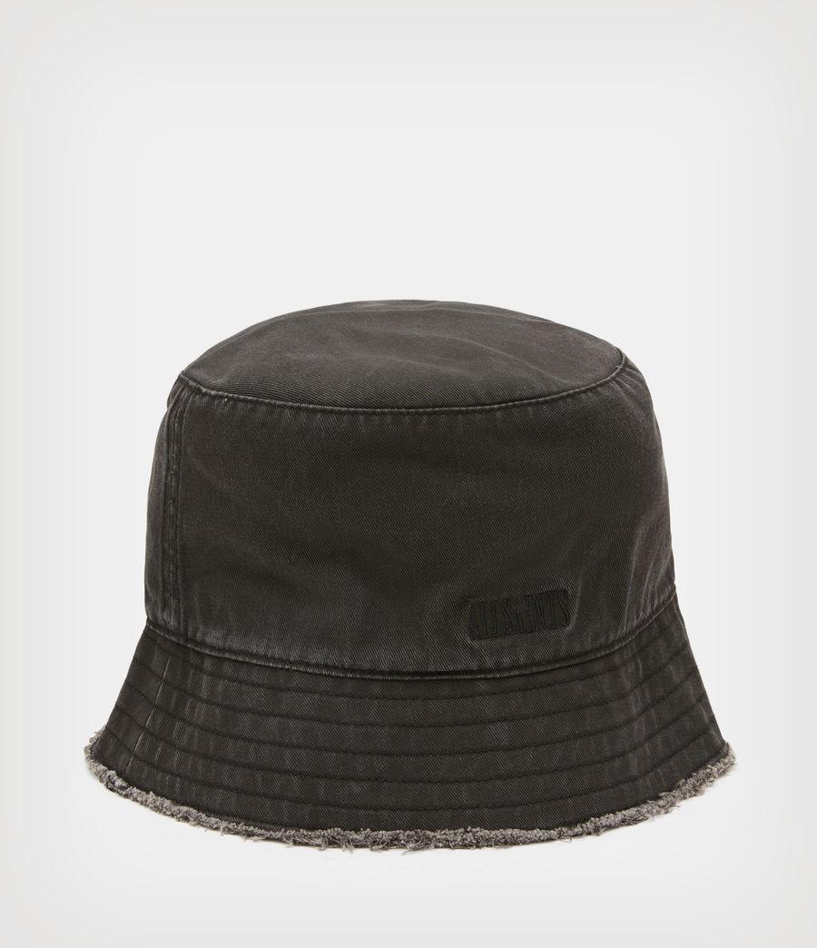 Women's Skye Bucket Hat (washed_black) - Image 2