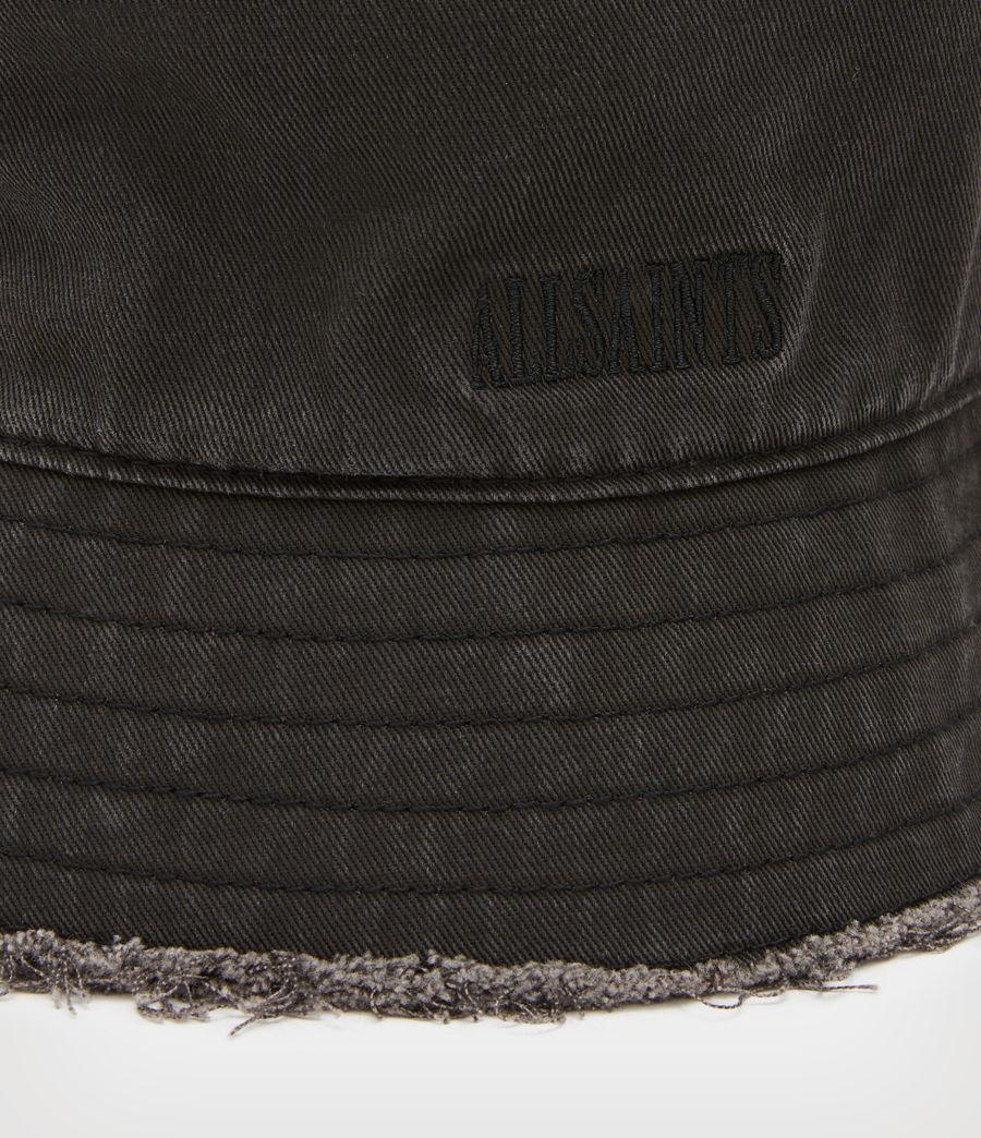 Women's Skye Bucket Hat (washed_black) - Image 3