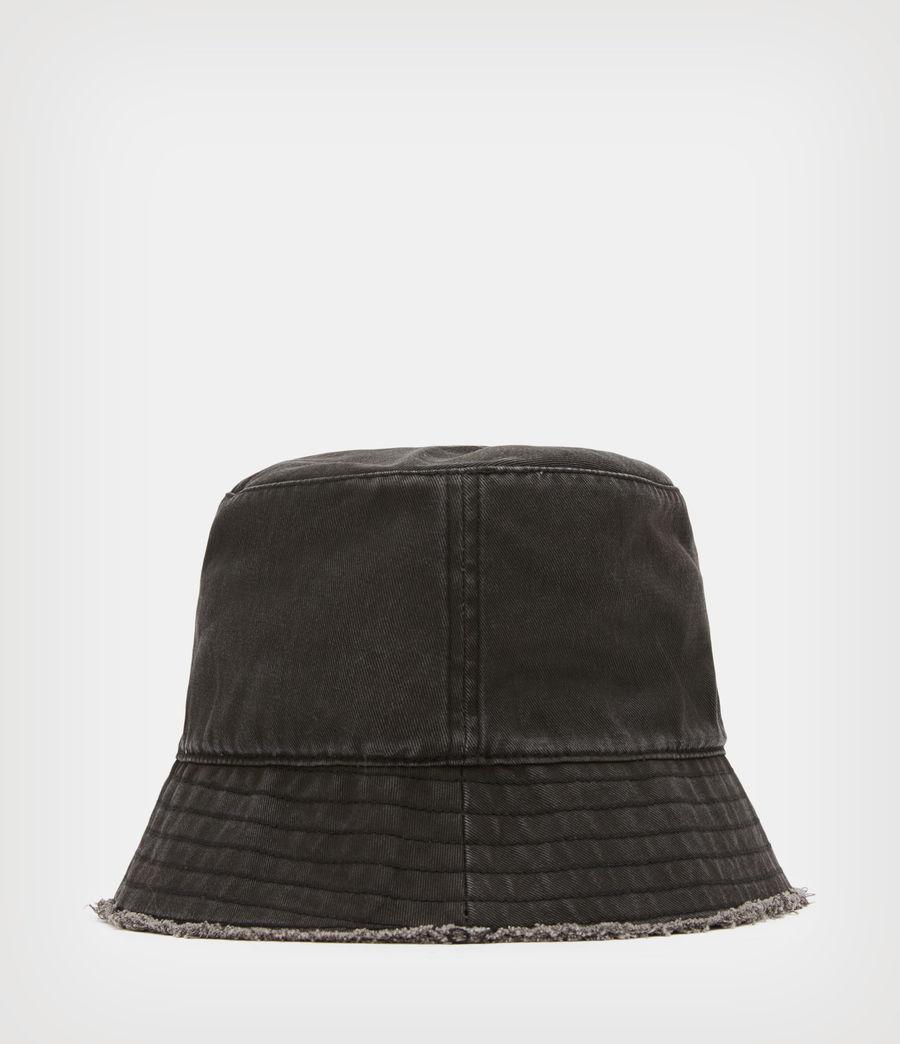 Women's Skye Bucket Hat (washed_black) - Image 5
